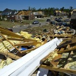 Tornado Damage in North Carolina