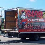 Virginia Hurricane cleanup