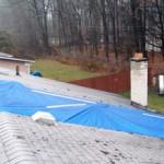 Roof Tarping - Emergency Service