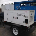 Winter power outages -Generators