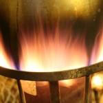 Turkey Fryer cooking fire