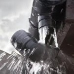 pipe break water damage repair